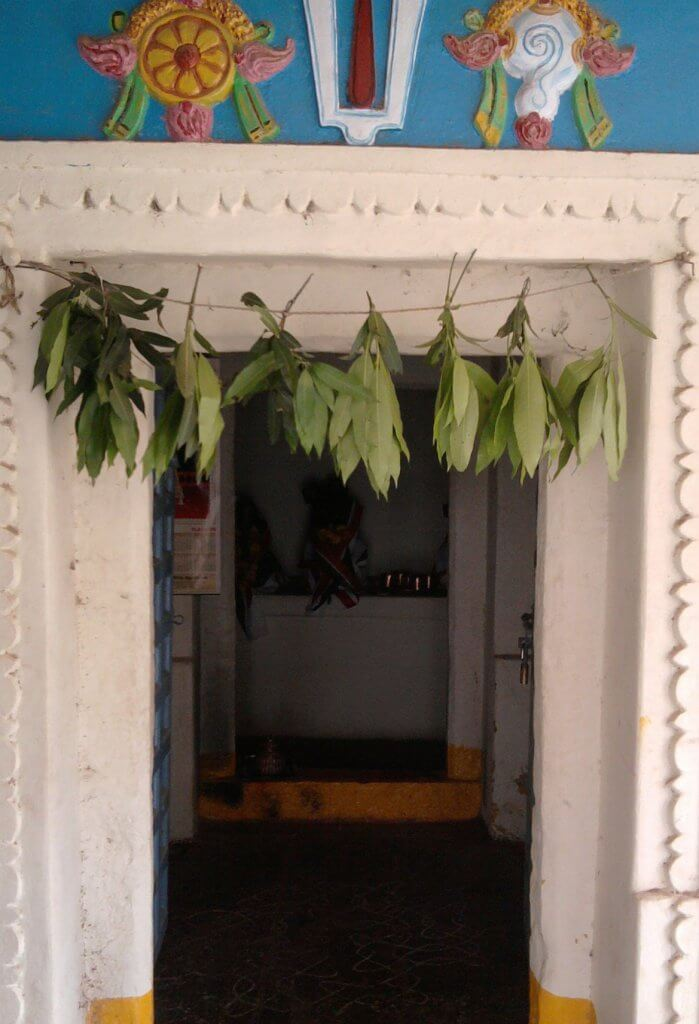 Mango Leaves puja diwali