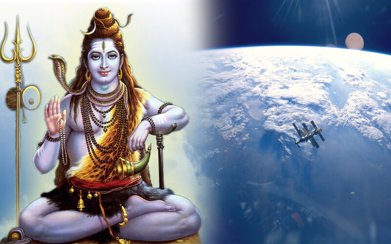 lord shiva space element