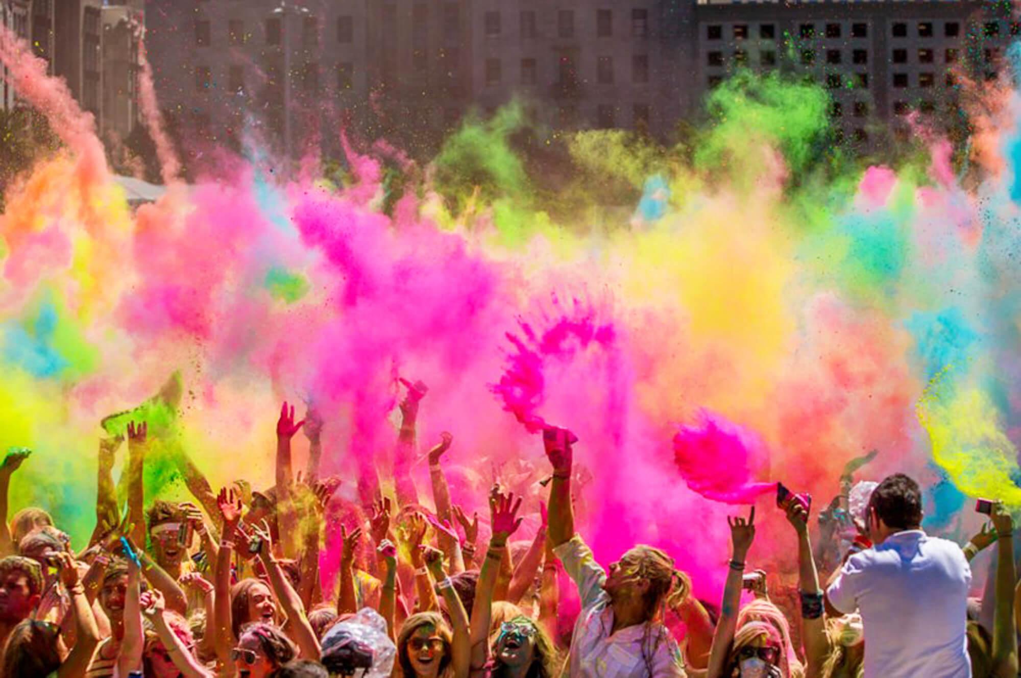 Holi 2018 - The Festival Of Colours