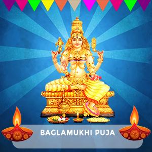 Online Baglamukhi Puja