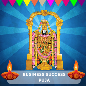 Diwali Puja for Business Success