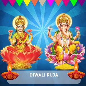Online Diwali Puja