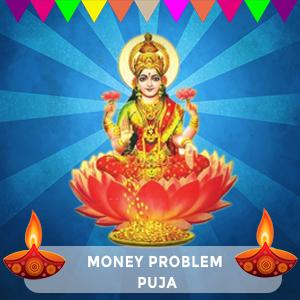 Online Puja for Money Problem