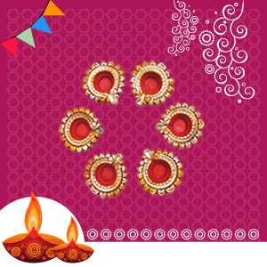 Buy Diwali Diya online