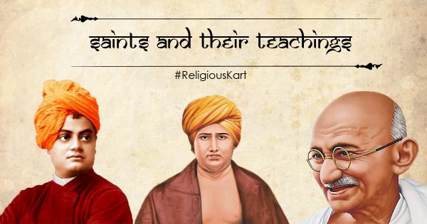 Saints and their teachings