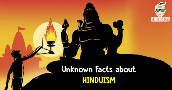 Unknown Facts about hinduism