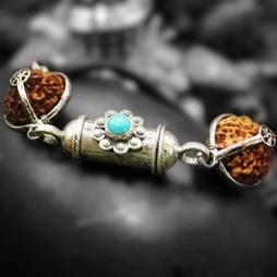 rudraksha pendant