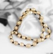 mala and bracelet