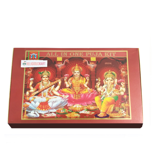 All in one Puja Kit for diwali