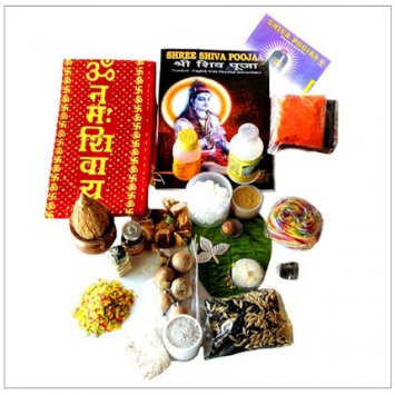 Shravan Mass Puja Kit