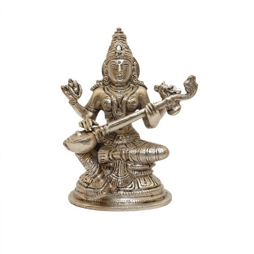 Saraswathi With Bells