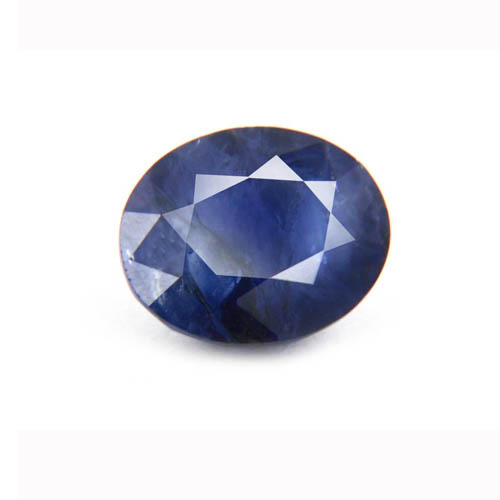 Blue Sapphire Oval 3.41 ct.