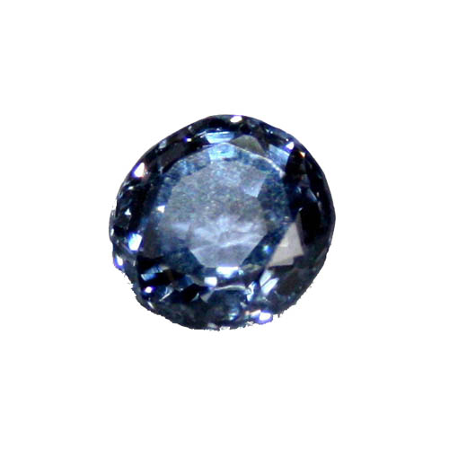 Carved Blue Sapphire