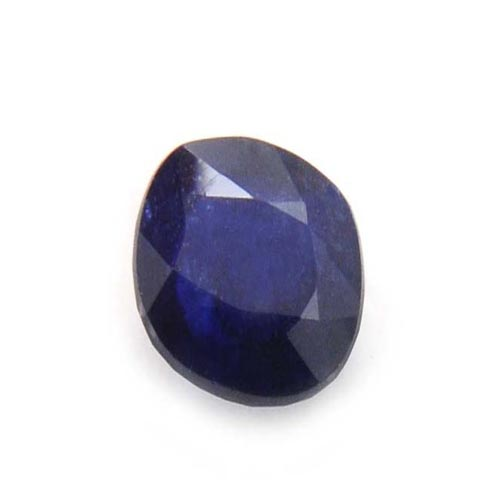 4.5 Ratti Faceted Blue Sapphire