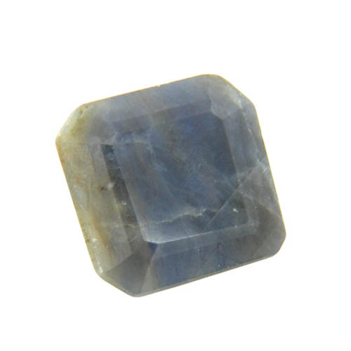 Faceted Natural Blue Sapphire