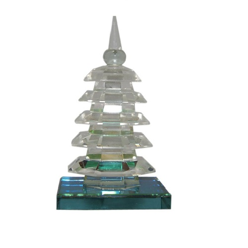 Feng Shui Crystal Tower for Education