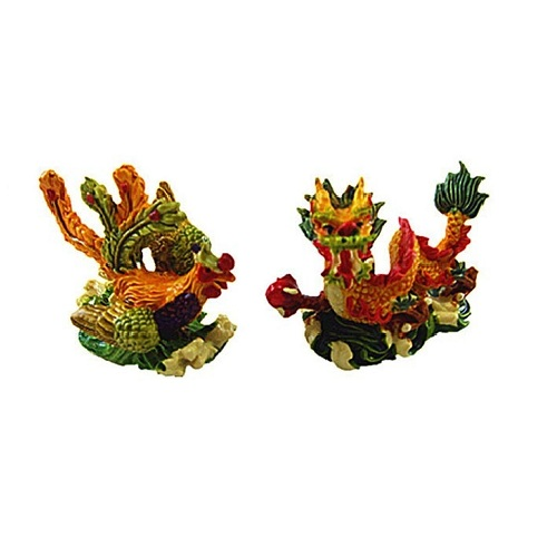 Feng Shui Dragon And Phoenix Pair