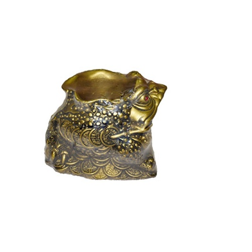 Fengshui King Money Frog Coins Holder