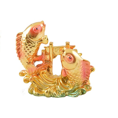 Feng Shui Colorful Fish For Good Luck And Prosperity