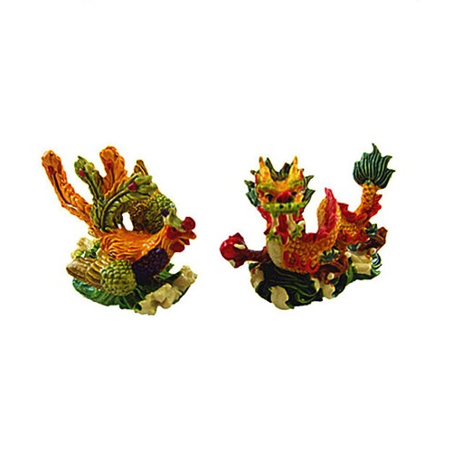 Feng Shui Dragon Phoenix Pair