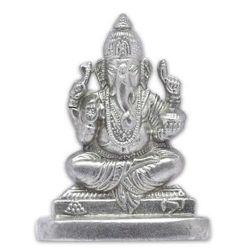 Parad Ganesha for Ganesh Chaturthi