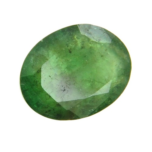 6.25 Ratti Emerald Oval Faceted Green Gemstones