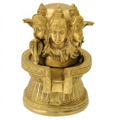 Three Faces of Lord Shiva - Shivling?