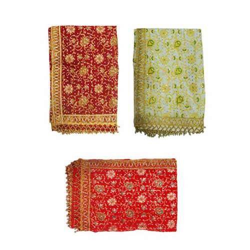 Mata Ki Chunri for Navratri Set of 3 For Navratri