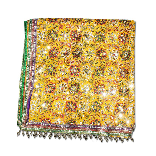 Multicolor Mata ki Chunri For Navratri