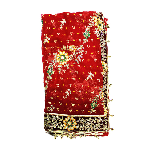Beautiful Multicolor Mata Ki Chunri For Navratri