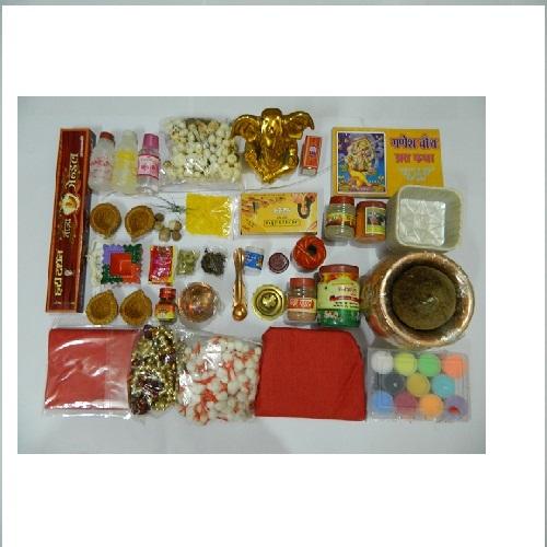 Ganesh Chaturthi Puja Kit