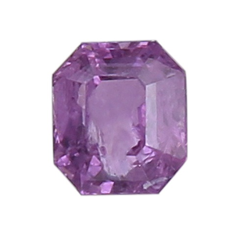 Pink Sapphire Certified 1.60 CTS