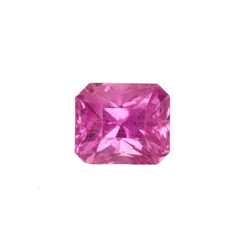 1.73 Ct. Radiant Pink Sapphire