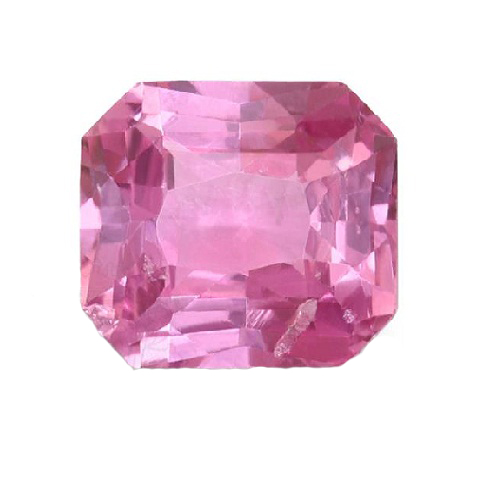 1.75 Ct. Radiant Pink Sapphire