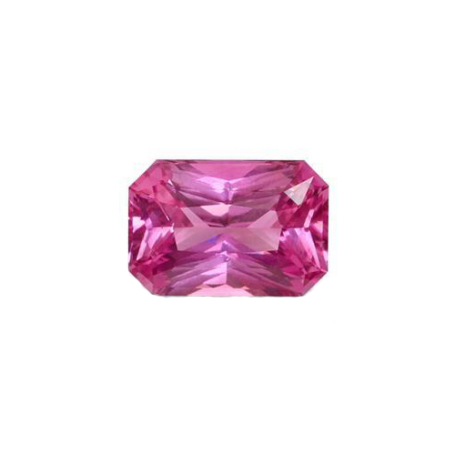 2.27 Ct. Radiant Pink Sapphire