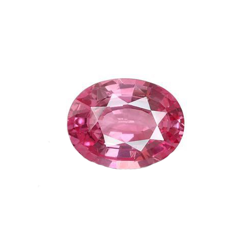 2.13 Ct. Oval Pink Sapphire