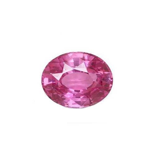 1.37 Ct. Oval Pink Sapphire