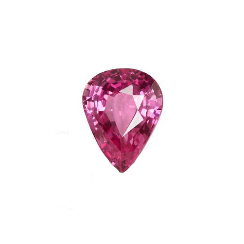 1.77 Ct. Pear Pink Sapphire