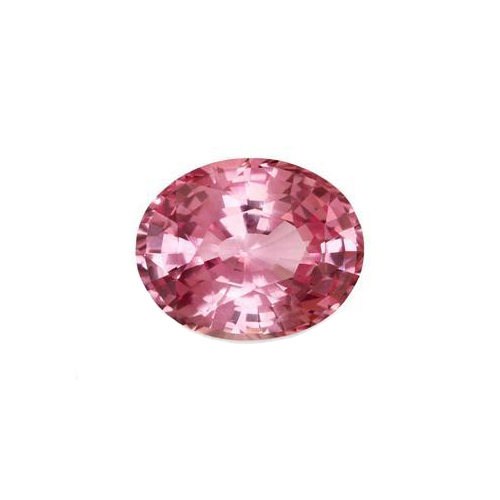 3.23 Ct. Oval Pink Sapphire