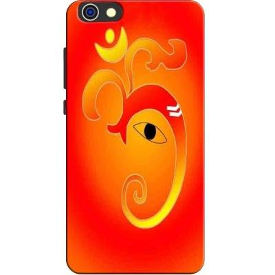 Printed Colourfull Om Sign Back Cover for HONOR 4X
