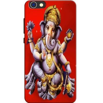 Printed Ganesha Back Cover for HONOR 4X
