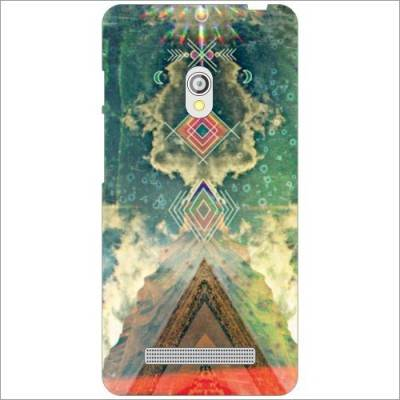 Designer Printed Multicolour Back Cover for Asus Zenfone 5 A501CG