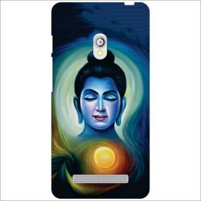 beautiful Budha Printed Back Cover for Asus Zenfone 5 A501CG