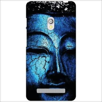 beautiful Budh Printed Multicolour Back Cover for Asus Zenfone 5 A501CG