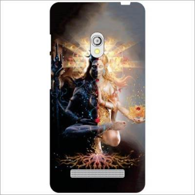 beautiful Shiva Back Cover for Asus Zenfone 5 A501CG
