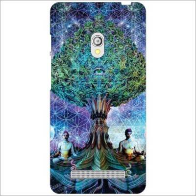 beautiful Printed Back Cover for Asus Zenfone 5 A501CG