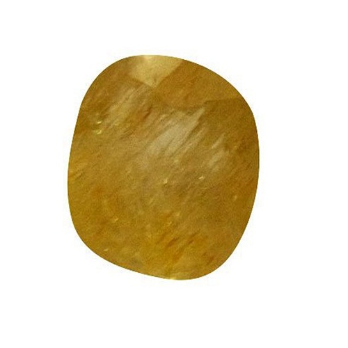 Faceted 3.25 Ratti Yellow Sapphire
