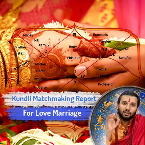 Matchmaking for love marriage