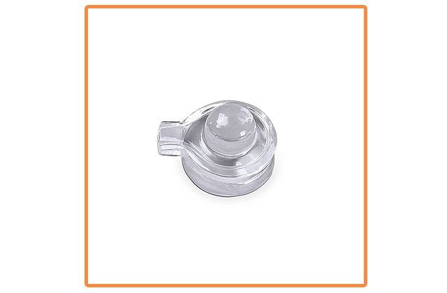 Buy Sphatik Shivling for Puja with Puja Vidhi at Best price