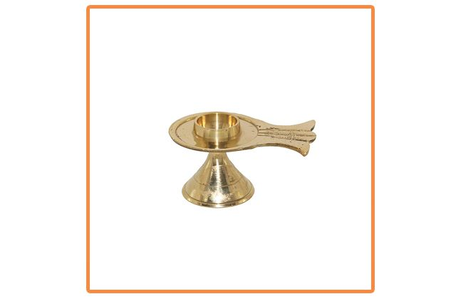 Buy Auspicious Shiv Jalhari in Brass with Puja Vidhi at Best